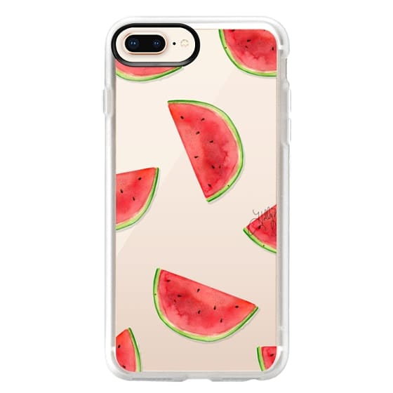 iPhone 8 Plus Cases - Watermelon Shuffle
