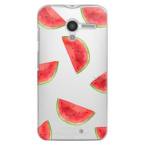 Moto X Cases - Watermelon Shuffle
