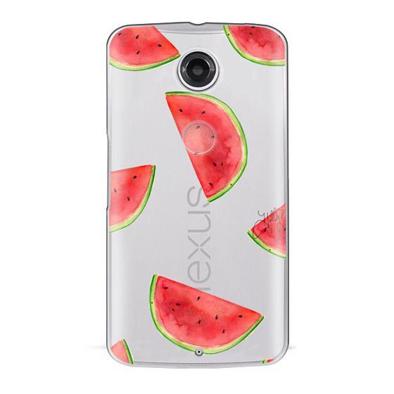 Nexus 6 Cases - Watermelon Shuffle