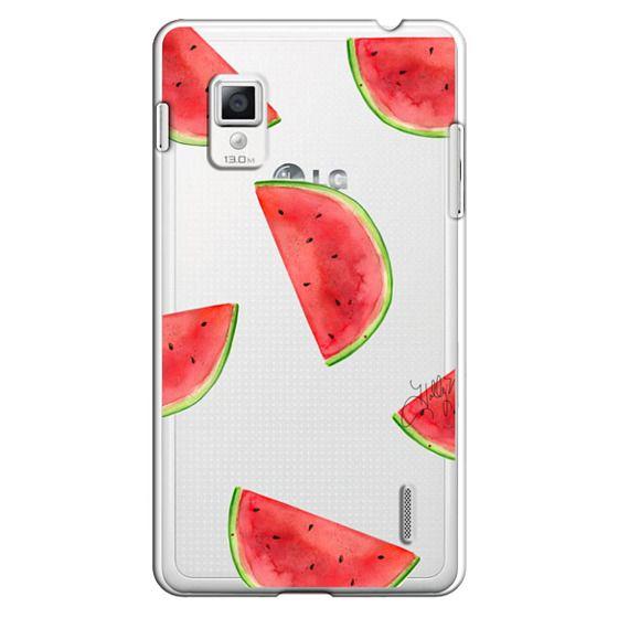 Optimus G Cases - Watermelon Shuffle
