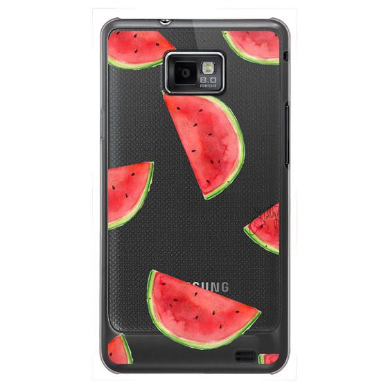 Samsung Galaxy S2 Cases - Watermelon Shuffle