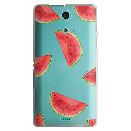Sony Zr Cases - Watermelon Shuffle
