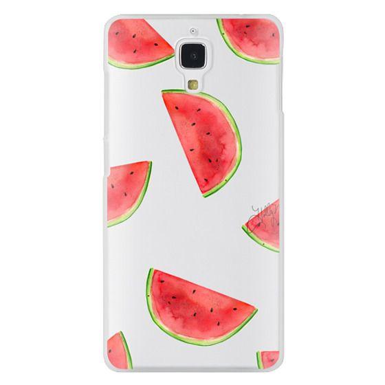 Xiaomi 4 Cases - Watermelon Shuffle