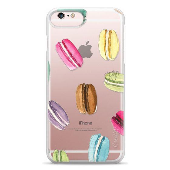 iPhone 6s Plus Cases - Macaron Shuffle (Transparent)