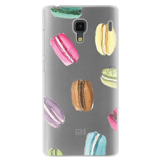 Redmi 1s Cases - Macaron Shuffle (Transparent)