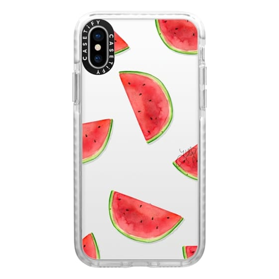 iPhone X Cases - Watermelon Shuffle
