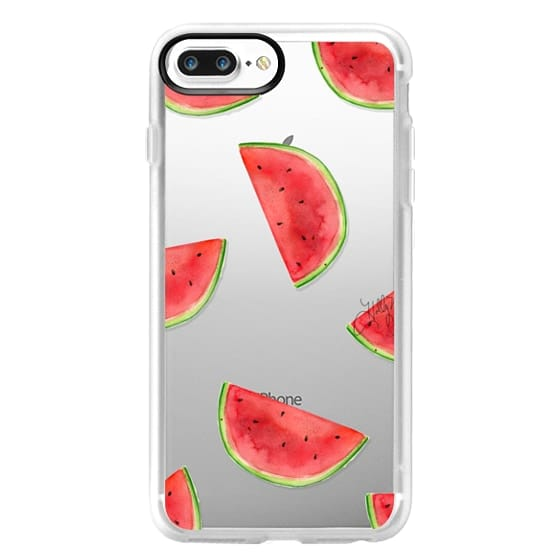 iPhone 7 Plus Cases - Watermelon Shuffle