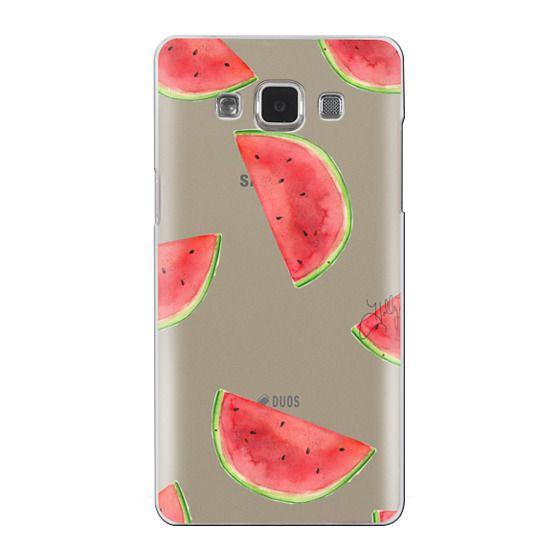 Samsung Galaxy A5 Cases - Watermelon Shuffle