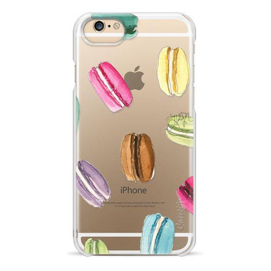 iPhone 6 Cases - Macaron Shuffle (Transparent)
