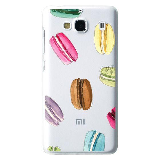 Redmi 2 Cases - Macaron Shuffle (Transparent)