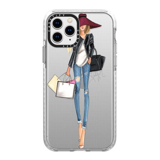 iPhone 11 Pro Cases - OOTD (Transparent)