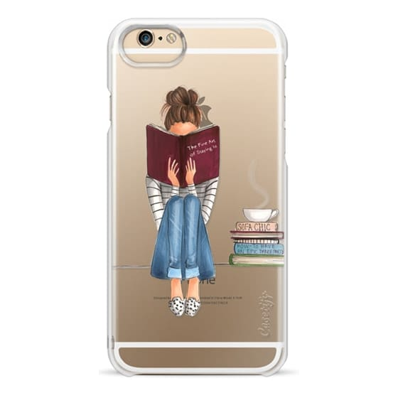 iPhone 6 Cases - The Fine Art of Staying In (Transparent)