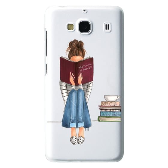 Redmi 2 Cases - The Fine Art of Staying In (Transparent)