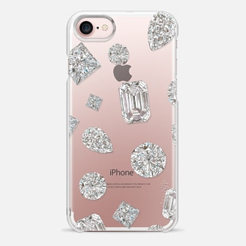 iPhone 7 Case Diamonds are Forever
