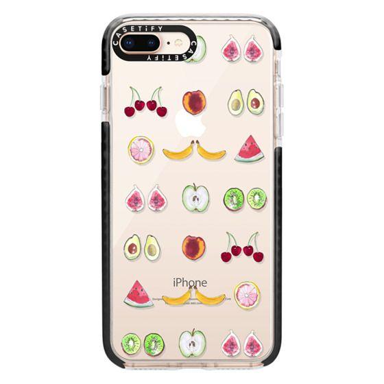 iPhone 8 Plus Cases - Fruit Mirror