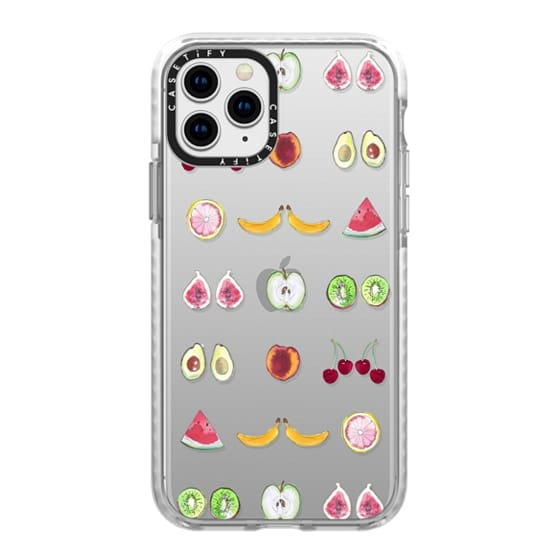 iPhone 11 Pro Cases - Fruit Mirror