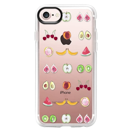 iPhone 7 Cases - Fruit Mirror