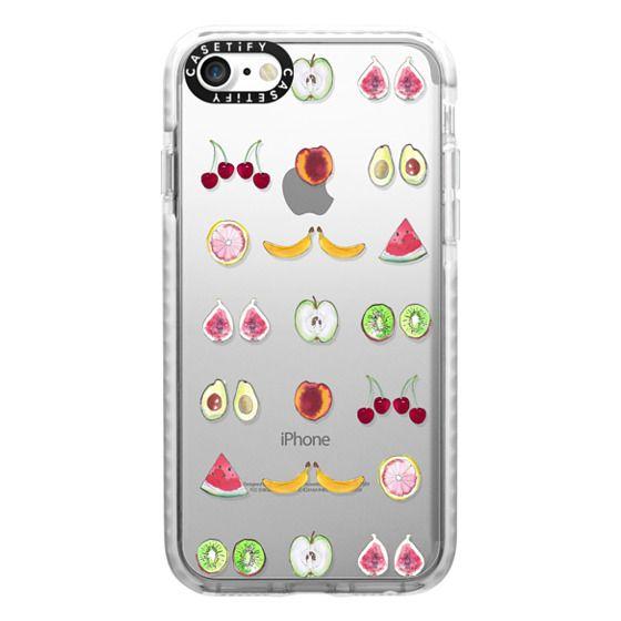 iPhone 7 Cases - Fruit Mirror