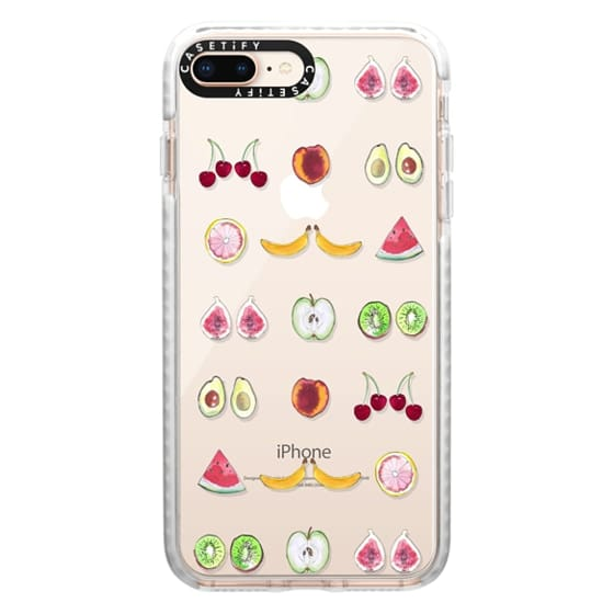 iPhone 8 Plus Cases - Fruit Mirror