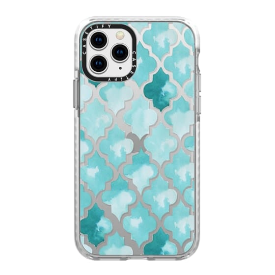 iPhone 11 Pro Cases - Moroccan tiles