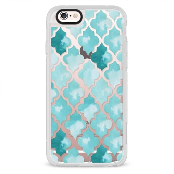 iPhone 6s Cases - Moroccan tiles