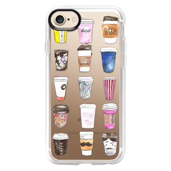 iPhone 7 Cases - Coffee Time