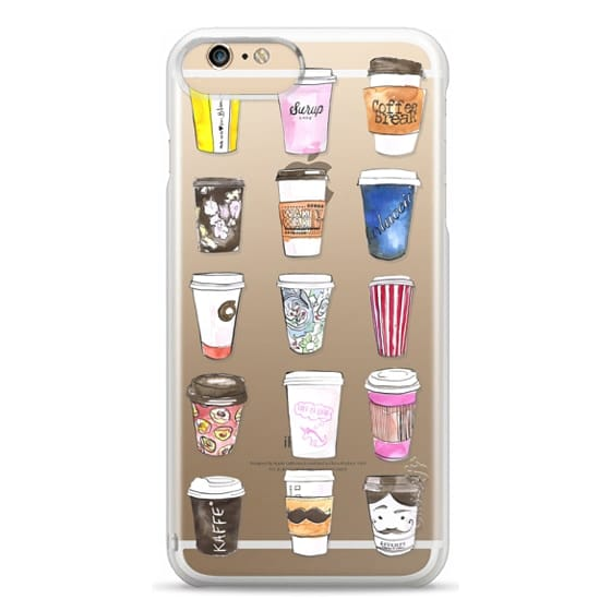 iPhone 6 Plus Cases - Coffee Time