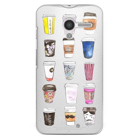 Moto X Cases - Coffee Time