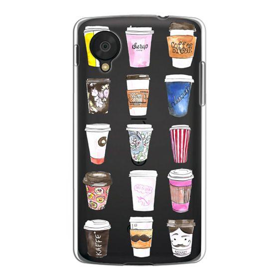 Nexus 5 Cases - Coffee Time