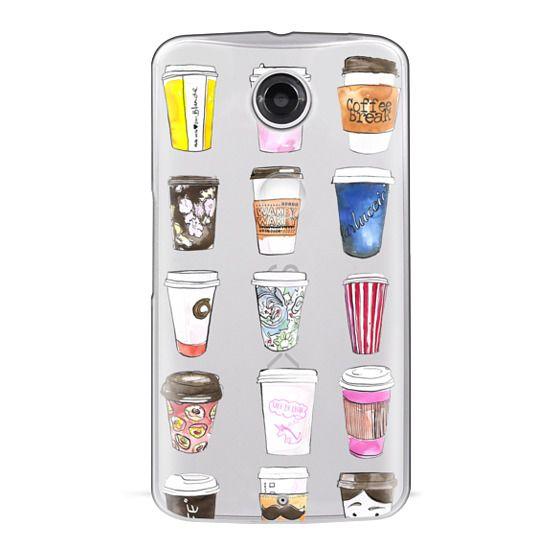 Nexus 6 Cases - Coffee Time