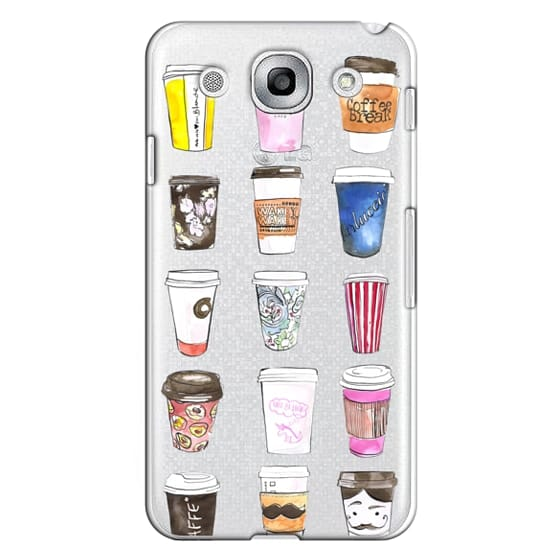 Optimus G Pro Cases - Coffee Time