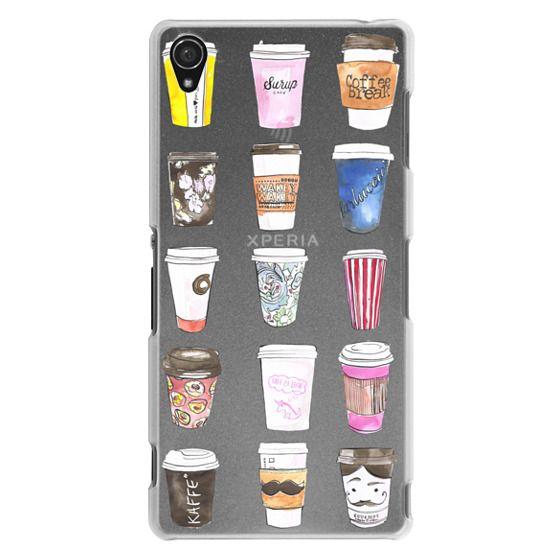 Sony Z3 Cases - Coffee Time