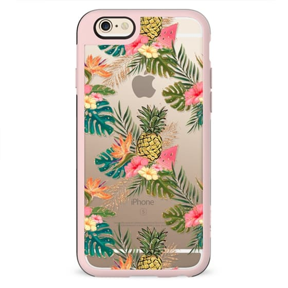 Exotic Fruits Pattern | Tropical Collection