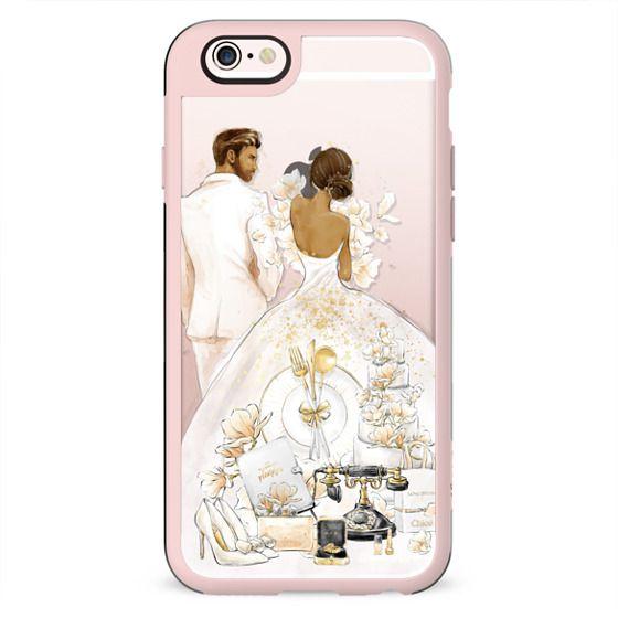 Wedding Day - Dark Skin Bride & Groom