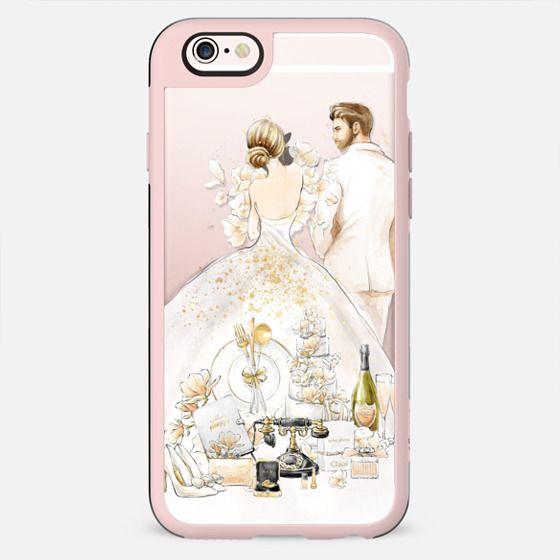 My Wedding - Blonde Bride Option - New Standard Case