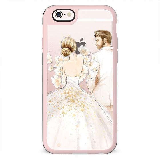 Wedding Couple - Blonde Hair Option