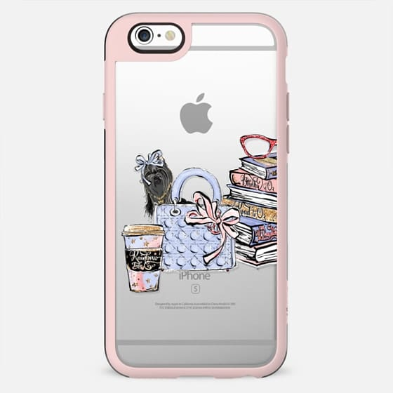 The Wizard of Oz | Girl Books Fan Transparent Case Fashion Illustration - New Standard Case