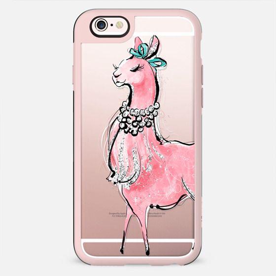 Llama Love #10   Elegant - New Standard Case