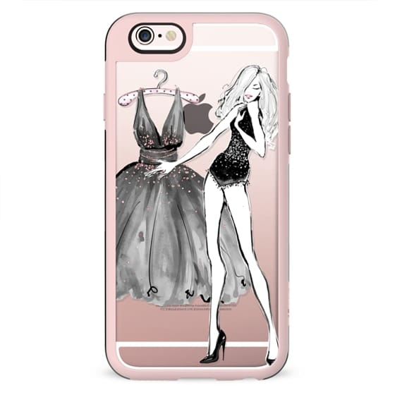 Fashion Obsessed - Blonde Girl Option