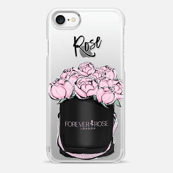 Black Roses Box - Forever Rose
