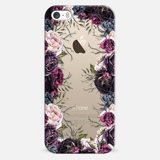 iPhone 5s Case - My Secret Garden