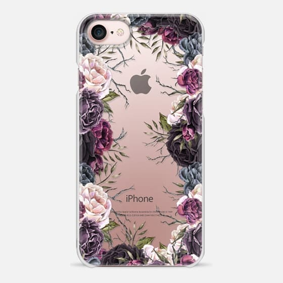My secret garden iphone 7 case by karamfila siderova for My secret case srl