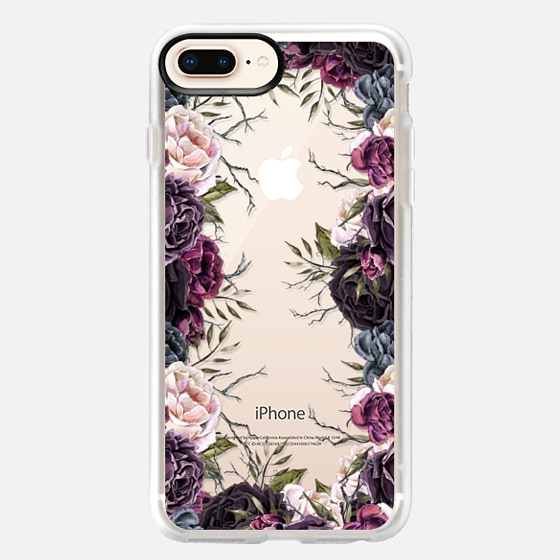 iPhone 8 Plus Funda - My Secret Garden