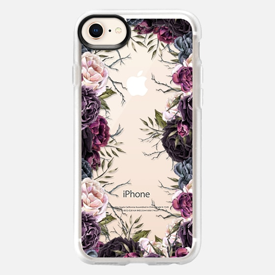iPhone 8 Case - My Secret Garden