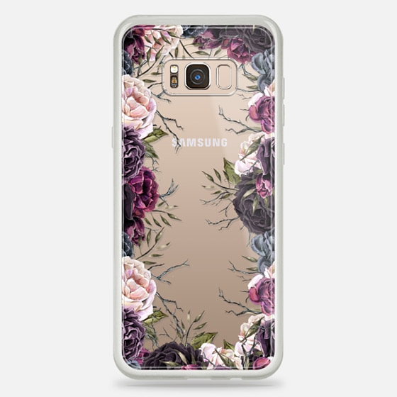 Galaxy S8+ Capa - My Secret Garden