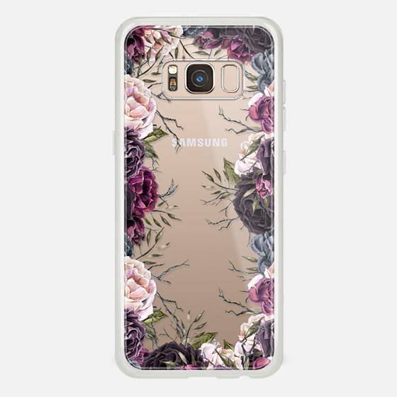 Galaxy S8 Capa - My Secret Garden