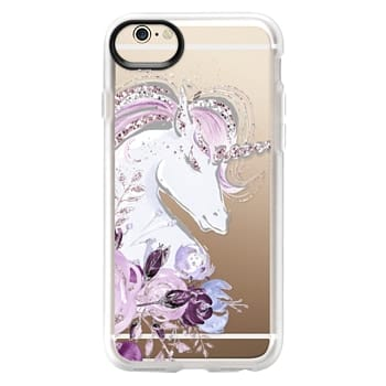 Grip iPhone 6 Case - Dreaming Unicorn