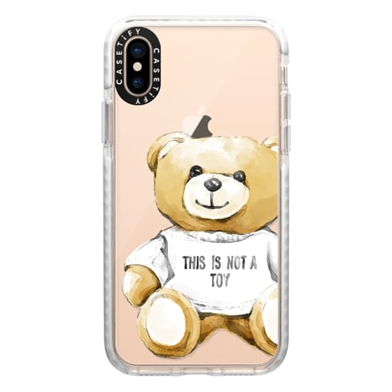 iPhone XS Cases - This Is Not a Toy