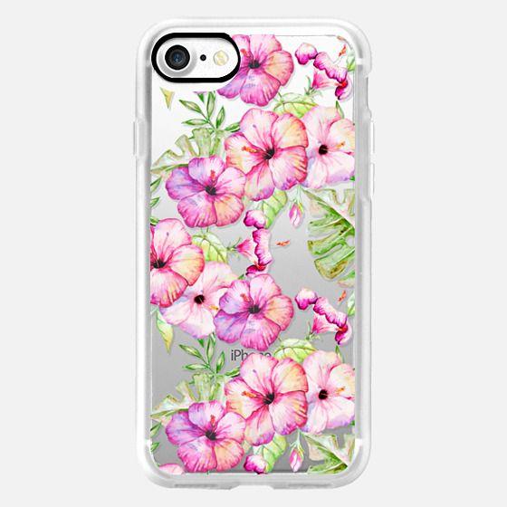 Hibiscus Flowers -