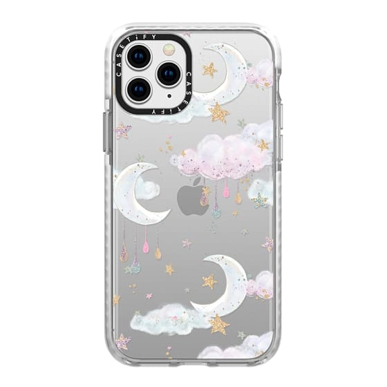iPhone 11 Pro Cases - Candy Cotton Clouds